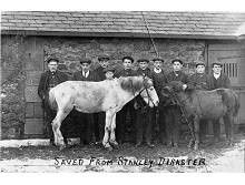 Ponies and miners saved from Stanley Pit disaster