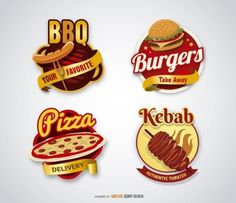 Logo Collection Fast food
