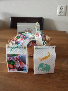 Stamps: SU Zoo Babies.