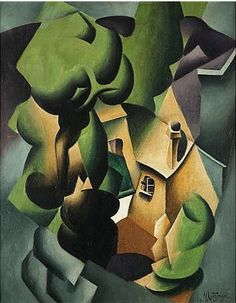 A Painting by Jean Metzinger French, Top Sold Lot at Doyle for $600,000 Without…