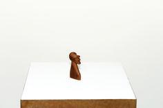Cícero Alves dos Santos - Véio | Bocudo, 2014 | Madeira | 8 x 4,5 x 2 cm