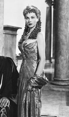 Vivien Leigh Caesar-and-Cleopatra 1945 movie