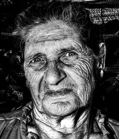 Old woman! - This is an old woman of sud Italy-mediterranean!    All Right Reserved © Salvatore Lio photography 2016   FB: https://www.facebook.com/Sasametal/