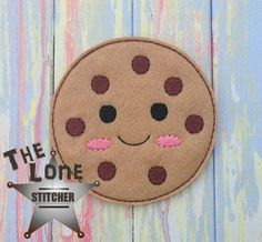 Happy Cookie Over Sized: The Lone Stitcher