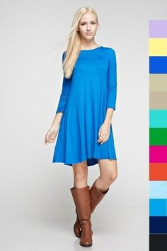 OMG Gotta have this! 3/4 Sleeve a line... And you can just click here http://www.rkcollections.com/products/d3252b?utm_campaign=social_autopilot&utm_source=pin&utm_medium=pin