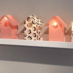Guirlande lumineuse anais cabane decoration originale