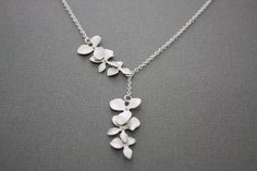 Abundant wealth  STERLING SILVER necklace by RemindedDesigns, $23.00