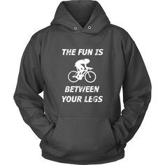 The Fun Is Between Your Legs