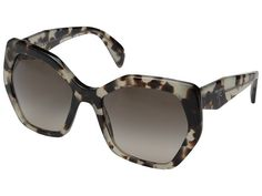 Prada PR 16RS Spotted Opal Brown/Light Brown Gradient - Zappos.com Free Shipping BOTH Ways