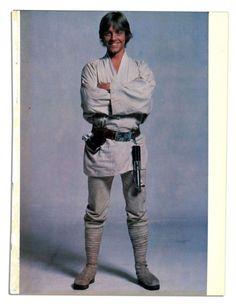 Calça Levi's usada por Luke Skywalker em Star Wars foi leiloada