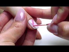 Perfect Kiss Nail Art How To for Valentines Day with Maybelline