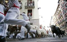 Running with the bulls could turn into running from the bulls.