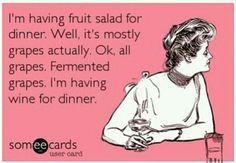 wine . wine . wine .
