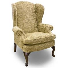 I love wingback chairs!