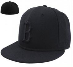 MLB Caps · Boston Red Sox Black New Era Tonal 59FIFTY Fitted Hat  32.95 NOW  !!!  24.99 7ba1ee44a02b