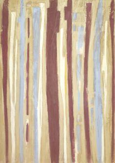 Lee Krasner / Number 3 (Untitled) / 1951 / oil on canvas