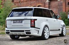 ART-RoadBuster #RangeRover
