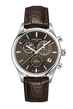 From Alpina to Zenith, Rolex to TAG, see the latest and best watches for men