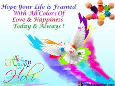 Wishing You and Your Family a Very Bright,Colourful and Joyful Holi. With Best Wishes StackAhead-A Product by Wizorbit www.stackahead.com