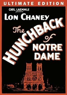 The Hunchback of Notre Dame (1923) Poster