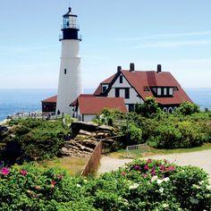 Portland, Maine - 2016 America's Happiest Seaside Towns - Coastal ...