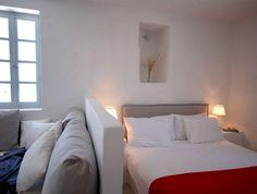 windmill hotel in Kimolos island - idea for a studio apt