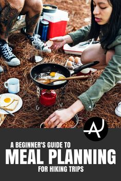 Backpacking Meal Planning - Hiking Tips For Beginners –  backpacking Tips and Tricks for Women and Men via @theadventurejunkies