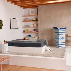 Best Mattress - Award-Winning Casper Essential Twin Mattress