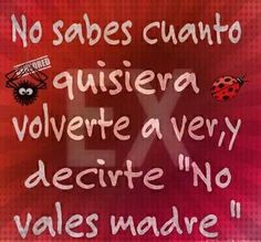 Vales  ..... Well Said Quotes, Silly Me, Spanish Quotes, I Laughed, Humor, Sayings, Words, Funny, True Quotes