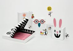 Happy packaging for the children