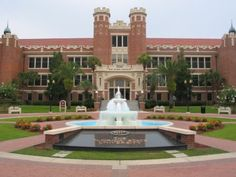 30 Most Beautiful College Campuses in the South - FSU #25 - Best known for its long history in college football, Florida State University is oftentimes overlooked when it comes to describing beautiful campuses. The Spanish-moss covered campus has a number of historical buildings, many of which are designed in the traditional southern style.