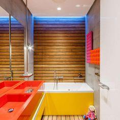 Banheiros revestidos com capricho