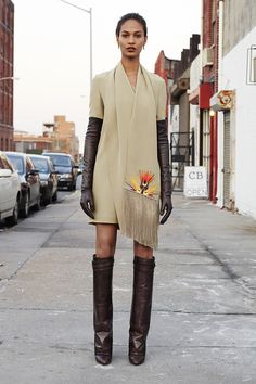 Obsessed with Givenchy pre-Fall '12.