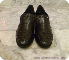 Studded loafers and more: preview