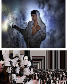 Editorial Images - The Elegant Universe - SHOWstudio - The Home of Fashion Film