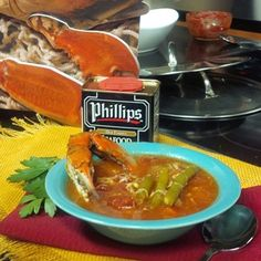 Maryland Vegetable Crab Soup recipe
