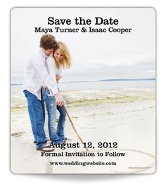 Want this as my save the date ;)