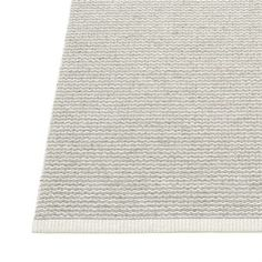 Mono rug fossil grey-warm grey - 85x160 cm - Pappelina