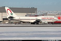 Taxiing to Rwy for a take off to Casablanca - Photo taken at Montreal - Pierre Elliott Trudeau International (Dorval) (YUL / CYUL) in Quebec, Canada on January Commercial Aircraft, Aircraft Pictures, Boeing 747, Airports, Airplanes, Montreal, Aviation, Queen, Royal Air Maroc