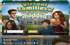 New Matchington Mansion hack is finally here and its working on both iOS and Android platforms. This generator is free and its really easy to use! Virtual Families 2 Cheats, Money Generator, Game Resources, Website Features, Free Gems, Hack Online, High Energy, Ios