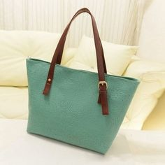 New Korean Lady Women PU Leather Messenger Handbag Shoulder Bag Totes Purse