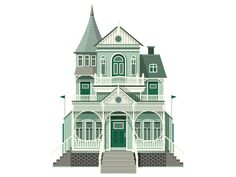 A House A Day Project by Christopher Hebert