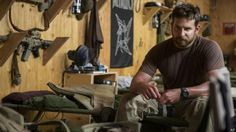 2 New Images From Clint Eastwood's 'American Sniper' – Starring Bradley Cooper As Navy SEAL Chris Kyle Chris Kyle, The Sniper, Bradley Cooper, Clint Eastwood, Nazi Propaganda, 10 Film, Michelle Obama, Navy Seal Training, Michael Moore
