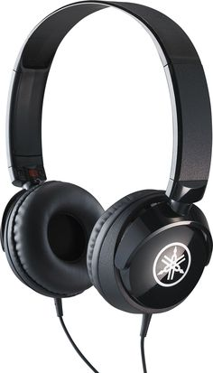 Yamaha Compact ClosedBack Headphones Black -- Check out this great product. (This is an affiliate link) Online Shopping Usa, Online Music Stores, Shopping Stores, Digital Instruments, Musical Instruments, Music Headphones, Over Ear Headphones, Das Piano, Yamaha Logo