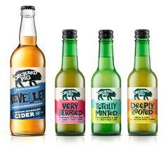 Fruit Cider line up
