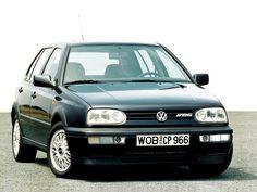 Volkswagen Golf 5-door (1991 – 1997). mk3