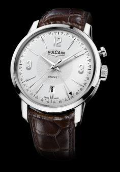 Vulcain, la montre des présidents #bremont Swiss Watchmakers  #horlogerie #vulcain @calibrelondon