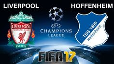 Liverpool vs Hoffenheim in this UEFA Champions League Leg Qualification Game at Anfield on the Liverpool carry a aggregate lead into the . Uefa Football, Liverpool Uefa, Fifa 17, You'll Never Walk Alone, Uefa Champions League