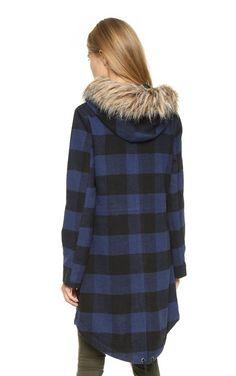 BB Dakota Jaslene Coat // At the Paisley Boutique