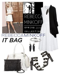 rebecca minkoff bag for fall Spring 2016, Rebecca Minkoff, Shoe Bag, Fall, Polyvore, Stuff To Buy, Shopping, Collection, Design